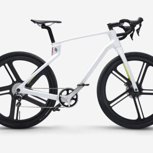【世界で一台】3Dプリンターで作るカーボンバイク