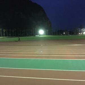 夜ラン~走りやすい季節になってきました~LSDとスロージョギング