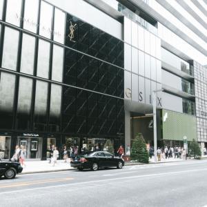 【中央区】わんこを連れてショッピング『銀座シックス(GINZA SIX)  銀座 5丁目