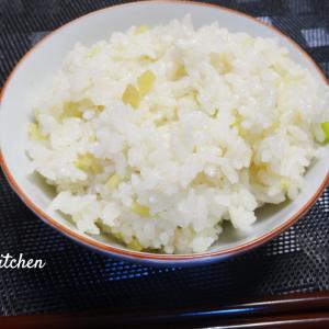 炊飯器で簡単!生姜ご飯