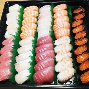コストコのお寿司・DE・こどもの日パーティ