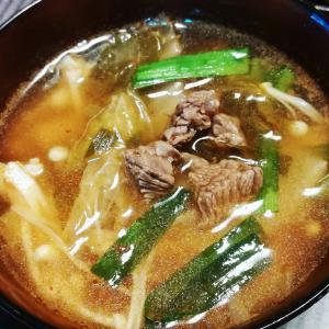 誰でもすぐに出来る!キムチのスープ