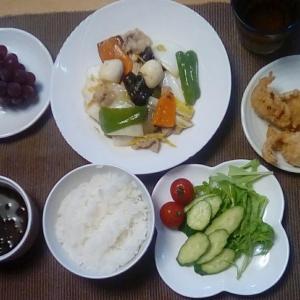 「八宝菜」で、残り野菜☆消費大作戦