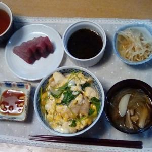 美味しくカサマシ★親子丼