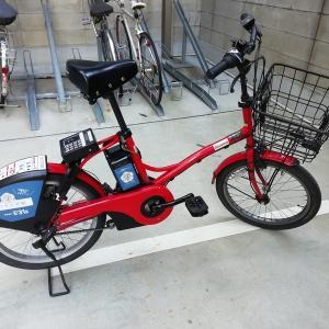 大阪のシェアサイクルHUBchariを借りてみた