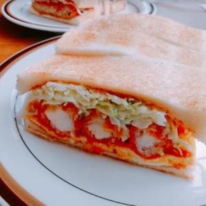 名古屋名物エビフライサンド発祥のコンパルへ  定額給付金10万円で外食シリーズその3