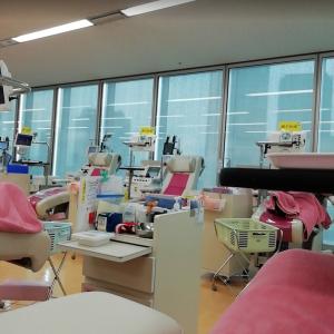 リモート献血 大阪・西梅田献血ルームに行ってきました