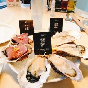 定額給付金10万円で外食するシリーズその15 オイスタールーム 名古屋ラシック店