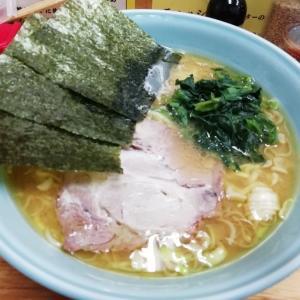 定額給付金10万円で外食するシリーズその33  滋賀守山の横浜家系らーめん秀吉家さん