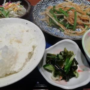定額給付金10万円で外食するシリーズその37  初めて行く地元の中華料理屋がうまかった