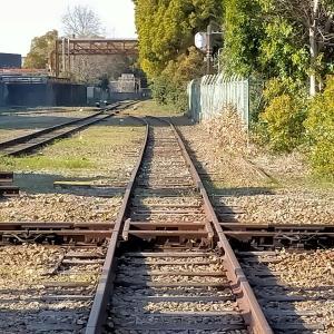 距離わずか1.5㎞の盲腸路線 名鉄築港線に乗ってみました