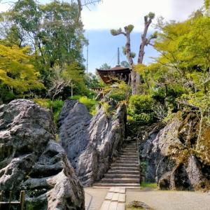 近江路日帰り電車旅その2 紫式部ゆかりの石山寺を訪ねて