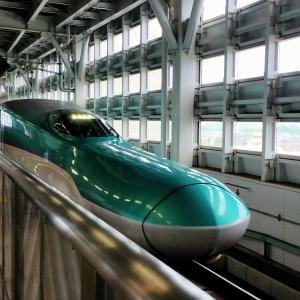 新幹線で青森から名古屋へ 北海道へ行くだけ旅行3日目その3