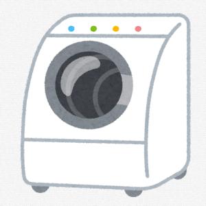 ドラム式洗濯機を購入しました