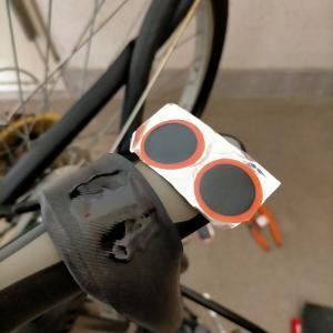 【節約DIY】ふたたび自転車のパンク修理