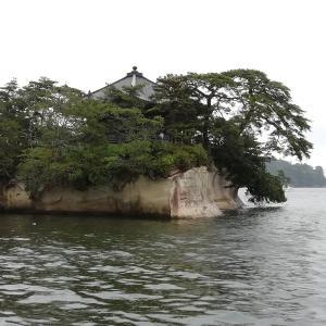 日本三景の松島に行ってきました