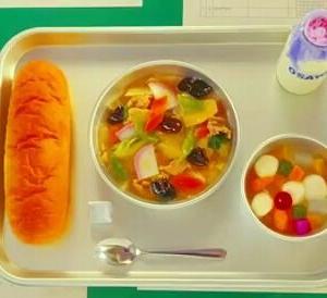 ドラマ「おいしい給食」 第4話「八宝菜に欠かせないもの」