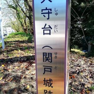 聖跡桜が丘の丘の上 京王の社長宅の近くに 関戸城!!