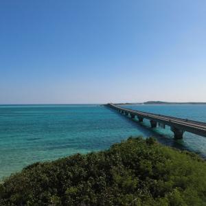 ドローンとカヤック持ってGOTO宮古島 8 池間大橋とお浜ビーチから 【空撮】