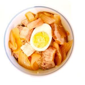 やっと気づいた冷凍の豚肉の塊を麺つゆレシピで美味しく食べる方法