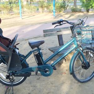 電動機能の無くなった電動自転車