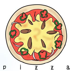 ピザ味のピザなぞ食べたことがない