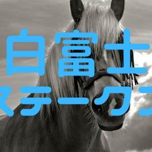 白富士ステークスは東京巧者の先行馬・そして内枠で決まり