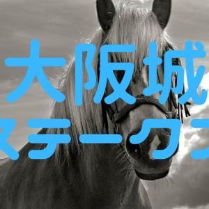 大阪城ステークスはタニノフランケル