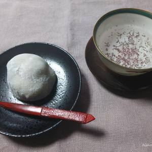 【京都駅周辺 立ち寄りスポット】七福堂老舗|栗が贅沢に使われた栗餅が印象的