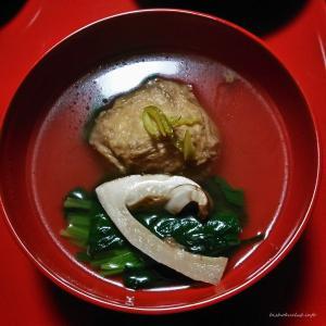 大徳寺一久|文明年間(1469~1487年)創業の老舗で精進料理を頂く