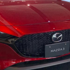 新型MAZDA3をいち早く試乗してきました#2(SEDAN XD PROACTIVE Touring Selection編)