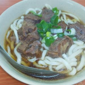 富宏牛肉麵(北門)~台北 牛肉麺 おすすめグルメ