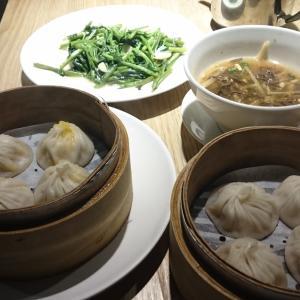 杭州小籠湯包 民生東路店(南京復興)~台北 小籠包 おすすめレストラン