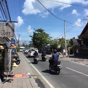 私的バリ島癒しスポット、THE KOOP CAFE。