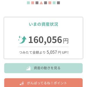 tsumiki証券五ヶ月目