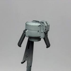 HGTOヴァッフ 製作⑤ 塗装剥がし