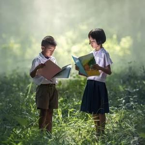 学校や塾の学習は、普段の生活のまとめの学習です