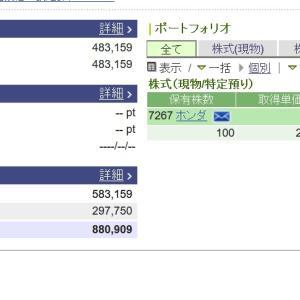 【三菱商事株価】急上昇オリックスも売り注文2021年2月22日に