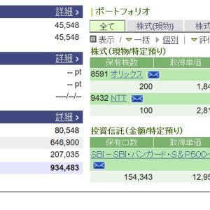 【SBI証券2021】入金方法みずほダイレクトからインターネット