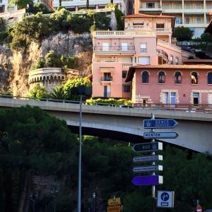 【南欧旅行】コートダジュール編 モナコグランプリのヘアピンカーブを求めてモナコへ