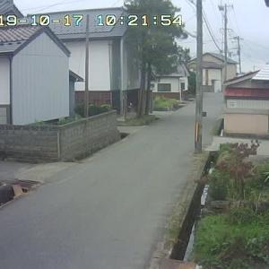 10/17 喜多方の今のお天気