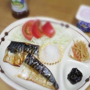 10/18 朝食