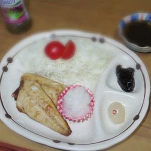 10/24 朝食