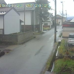 11/23 喜多方の今のお天気