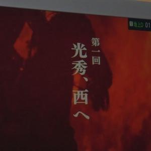 1/19 大河ドラマ見る
