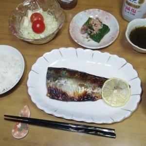 2/21 金華さば塩麹漬