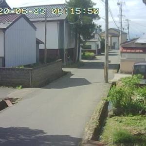 6/23 喜多方の今のお天気