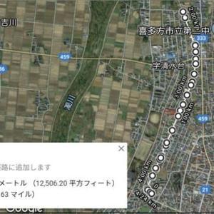 6/23 電チャリ散歩