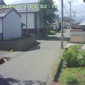 6/29 喜多方の今のお天気
