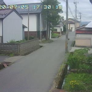 7/5 喜多方の今のお天気